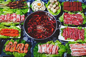Southern-styled Hot Pot