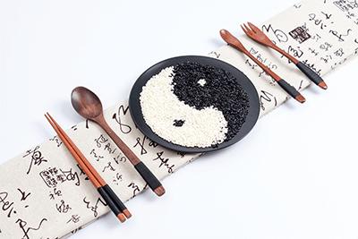 Chinese traditional chopsticks chopsticks and Taoism