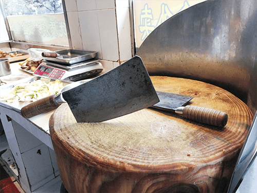 rongai knife diary about ironclad knife 2