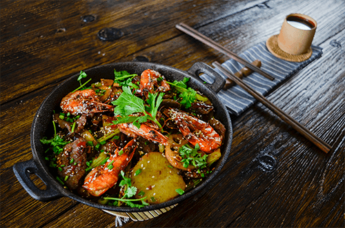 chongqing spicy dry pot 1