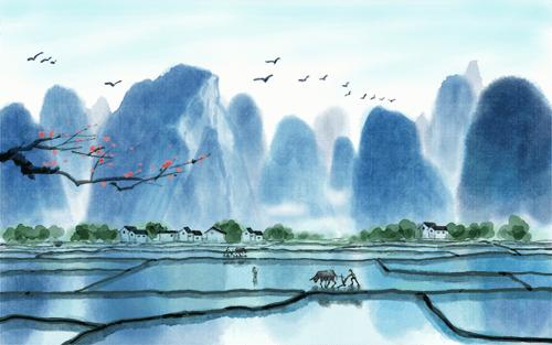 Li Ziqi cultural output rongai knife beauty life