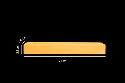 Jaunepierre 3000 grit whetstone rongai knife large 1