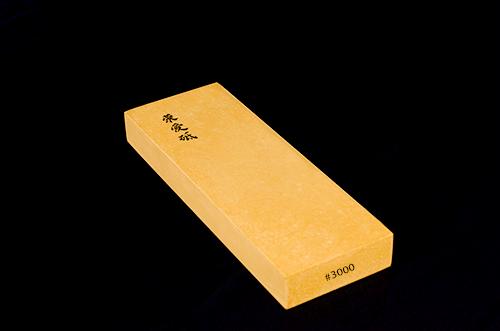 Jaunepierre 3000 grit whetstone rongai knife large 2