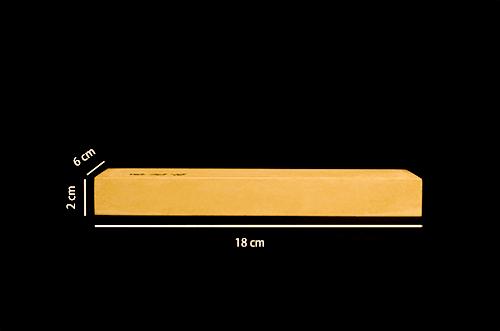 Jaunepierre 3000 grit whetstone rongai knife small 1
